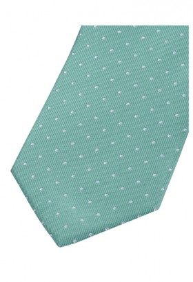 OLYMP Tie, Slim, Light Green
